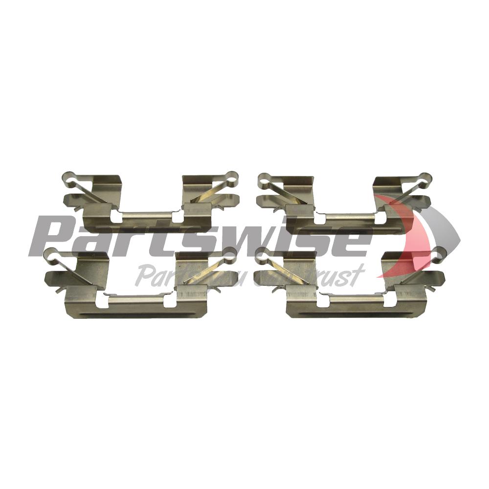 PW20162 Brake pad shim kit
