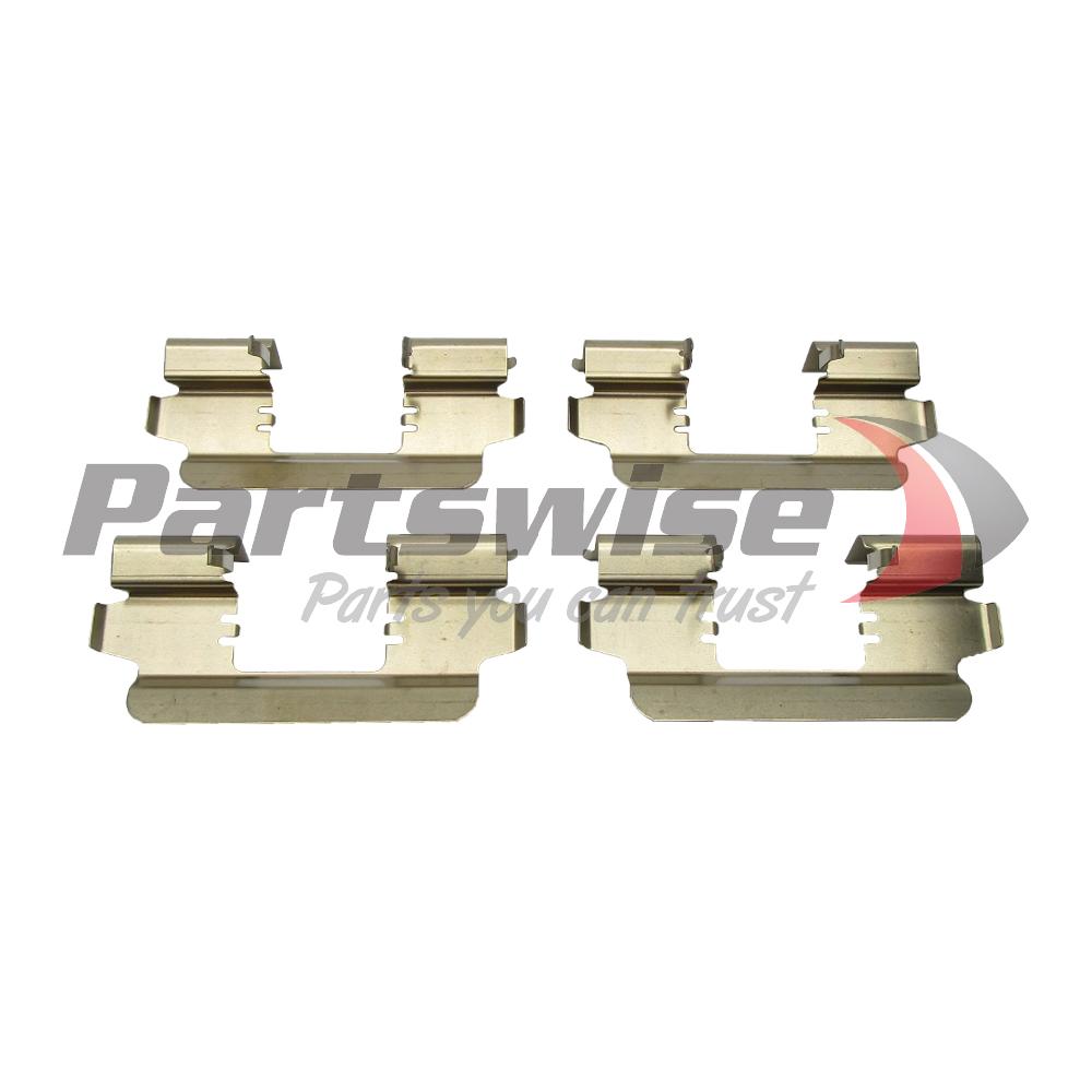 PW20135 Brake pad shim kit