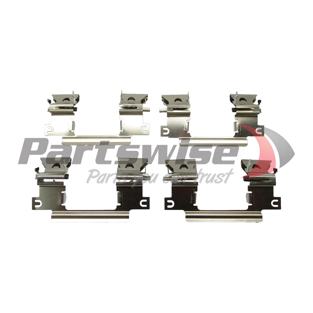 PW20174 Brake pad shim kit