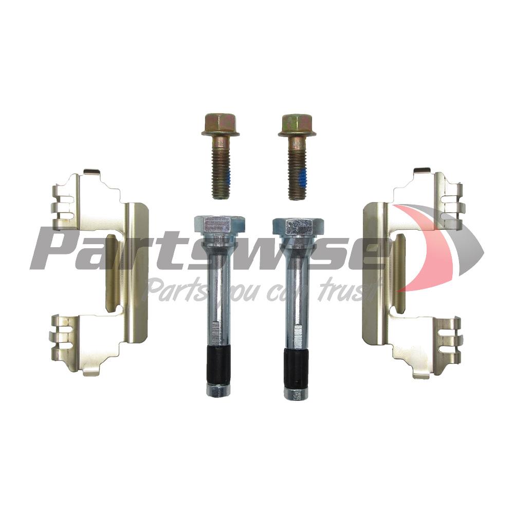 PW20102 Caliper guide pin upgrade kit