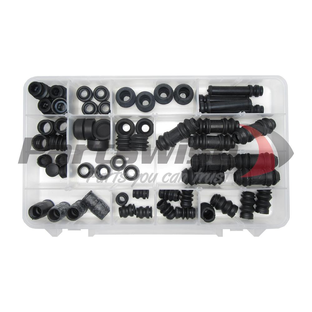 PW8957 Caliper guide pin boot assortment kit