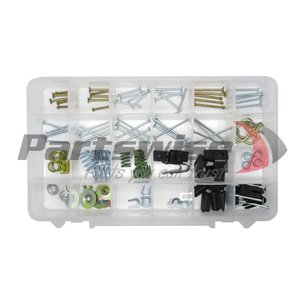 PW8953 Drum brake hardware assortment kit