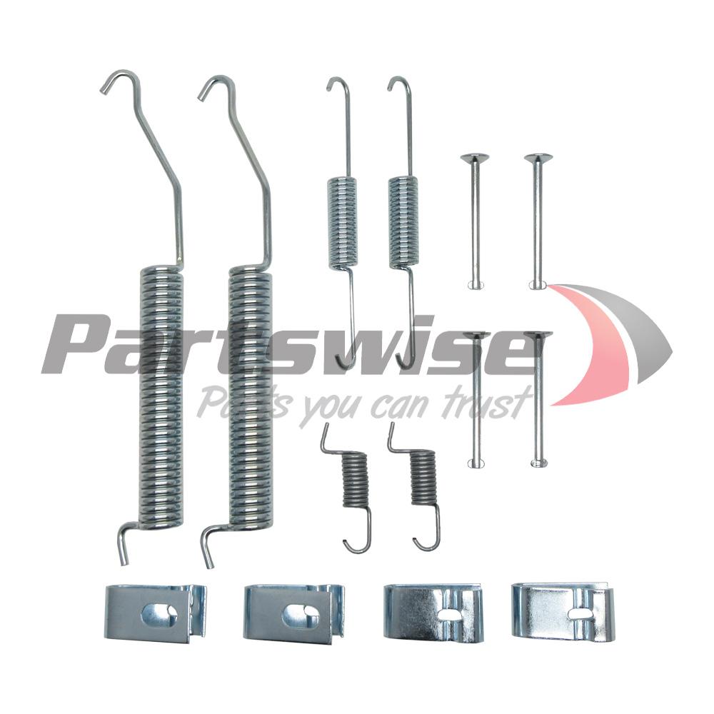 PW21510 Drum brake hardware