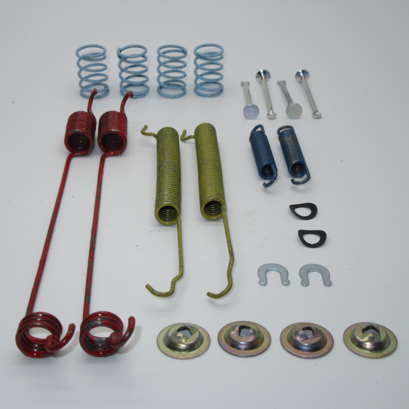 PW20038 Drum brake hardware kit