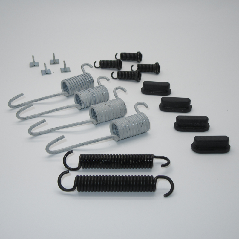 PW20129 Drum brake hardware kit
