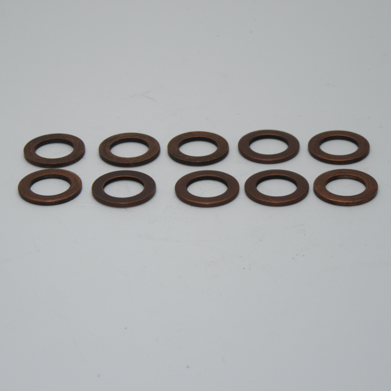 PW8011-PK10 Copper washer refill pack 10x16mm copper washer. Packet 10
