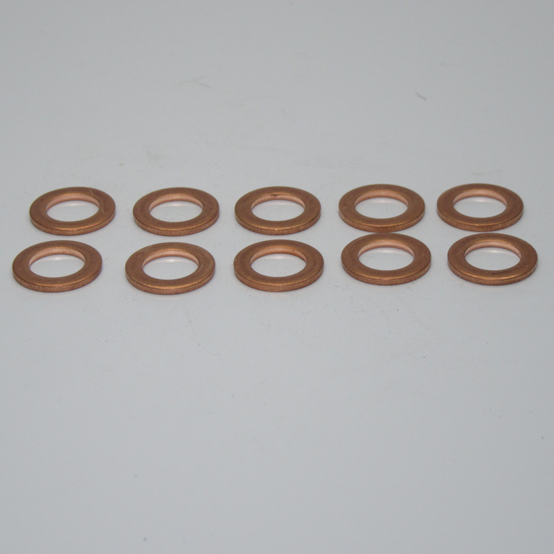 PW8016-PK10 Copper washer refill pack 3/8 copper washer. Packet 10